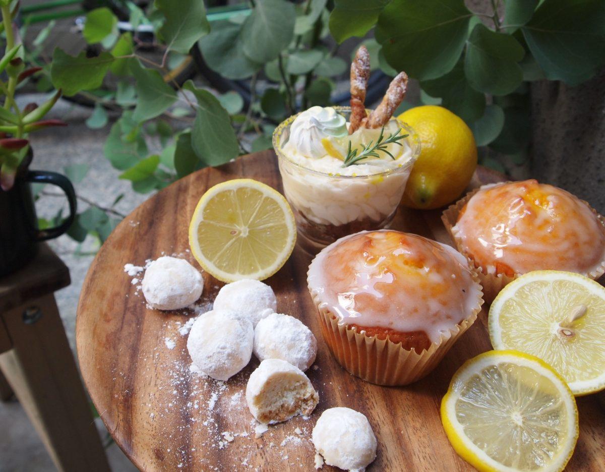 swEATworkshop-3つの食感を楽しむ、爽やかなレモンのお菓子