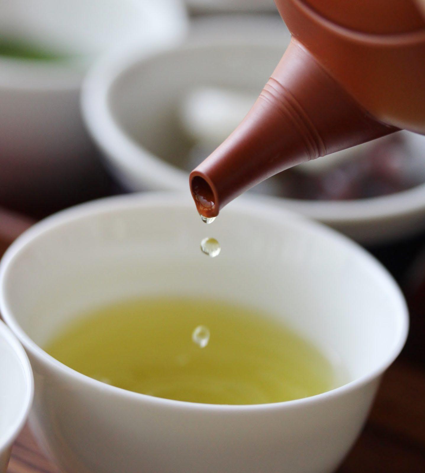 お茶で繋がるご縁〜お茶のワークショップ〜